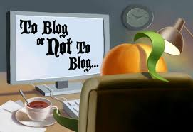 blog or not blog